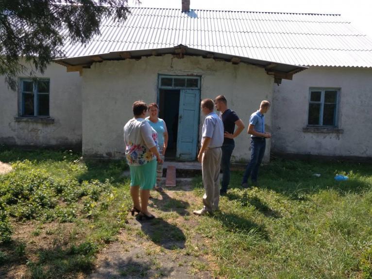 Запільський старостинський округ