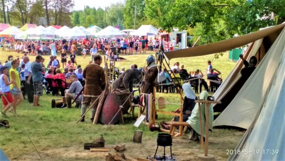XIV фестиваль BOLKOWANIE, приурочений до тисячоліття найстарішого дуба в Польщі.