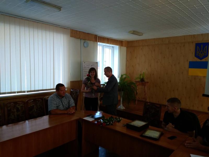 Любомль: підприємців привітали з професійним святом