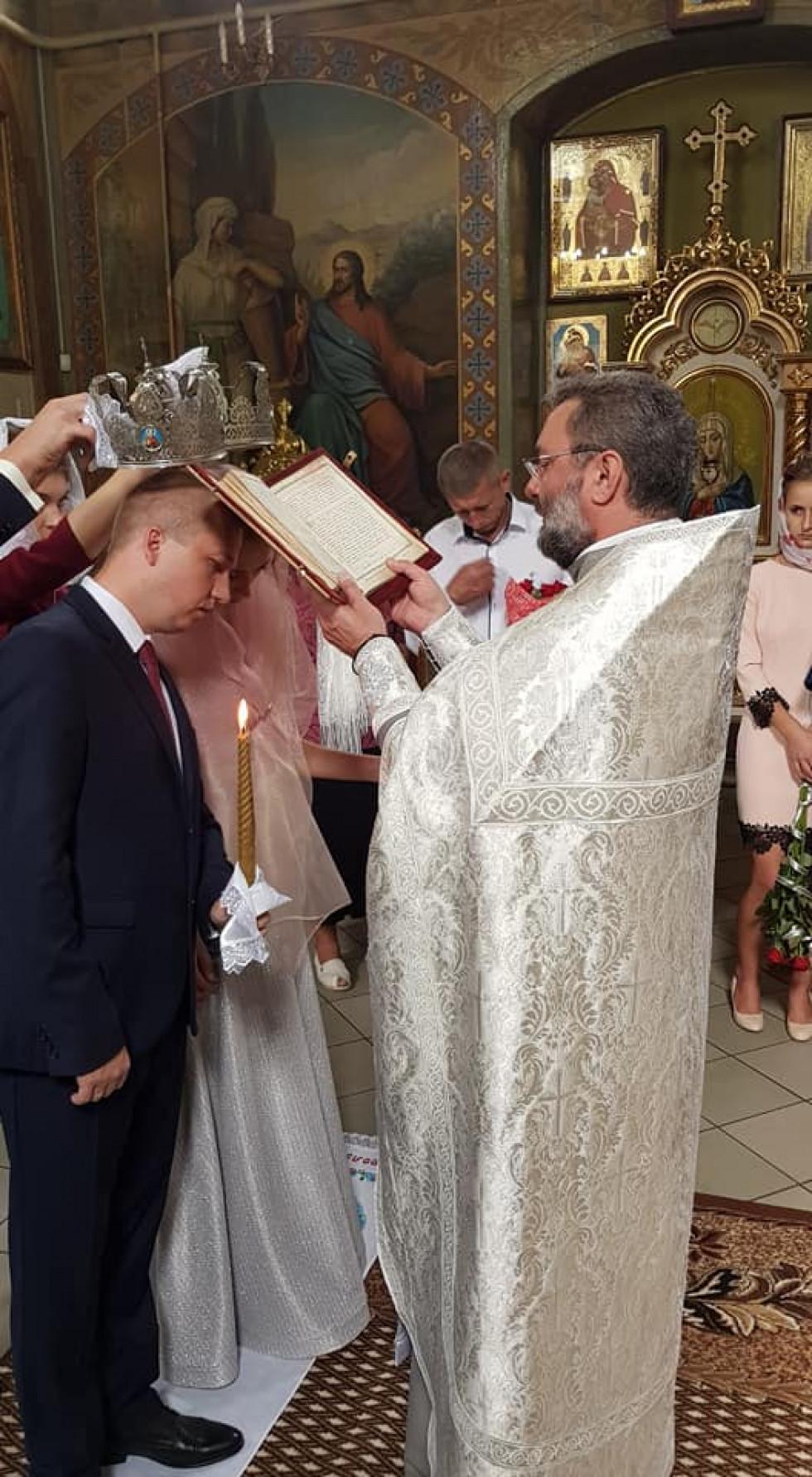 Вінчання голови Любомльської ОТГ