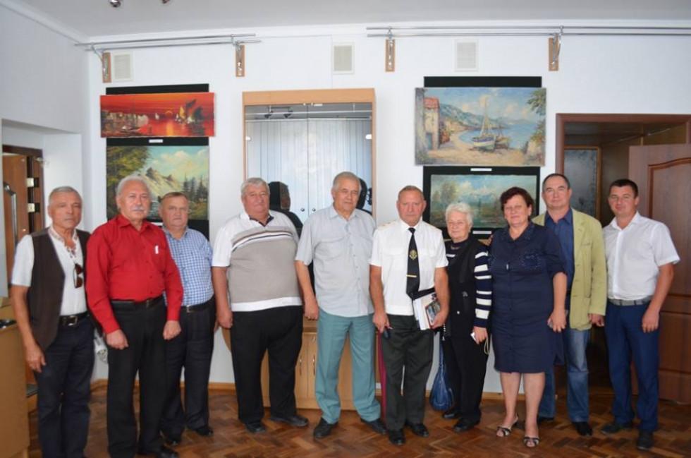 Учасники «Музейних діалогів»