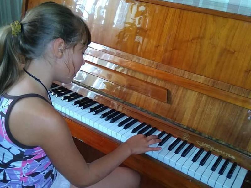 Подароване фортепіано