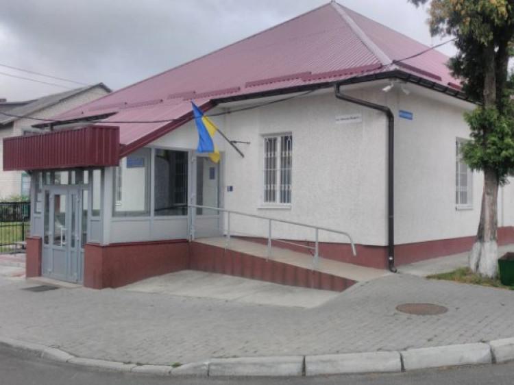 Любомльський районний суд.