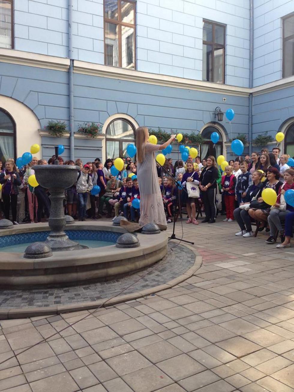 І Міжнародний конкурс дитячої літературної творчості «Я – майбутнє України»
