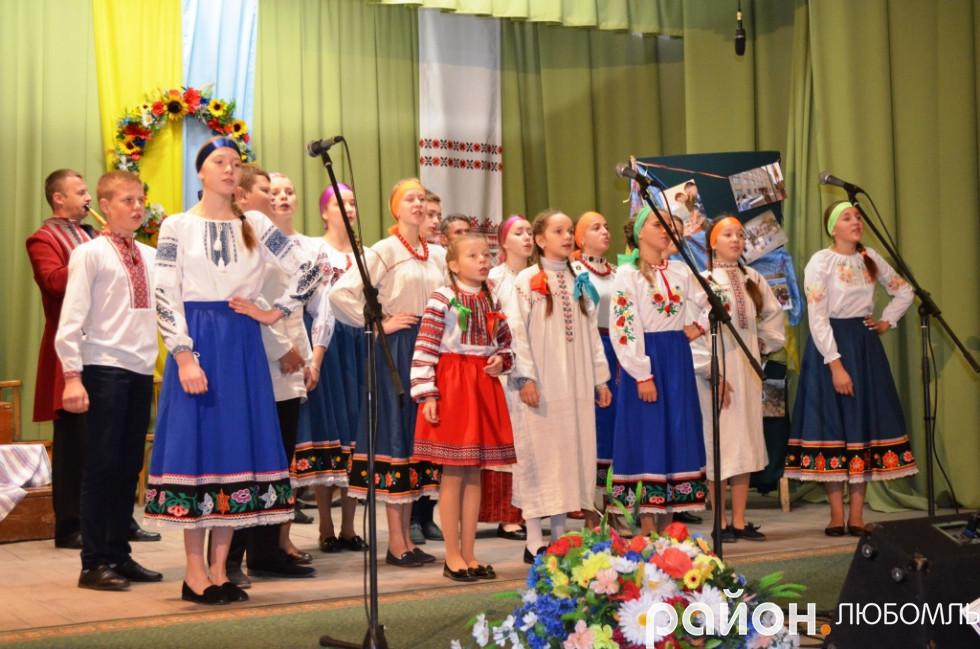 Зразковий дитячий фольклорний колектив «Пацірочки»