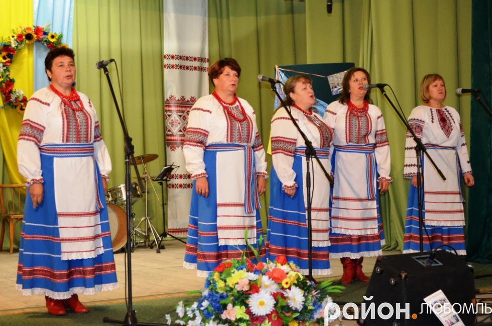 Народний аматорський фольклорний колектив «Дуброва»