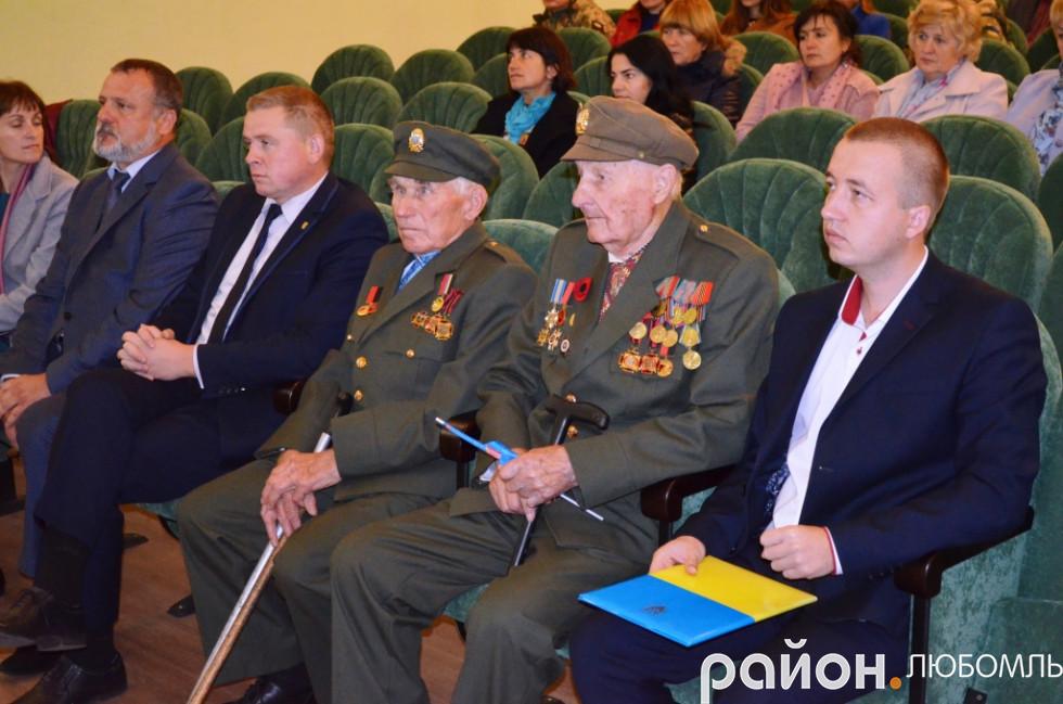 Ветерани, вояки УПА