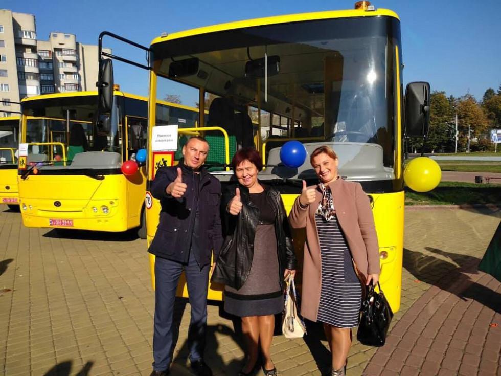 650 тисяч гривень з бюджету ОТГ виділили на придбання автобуса.