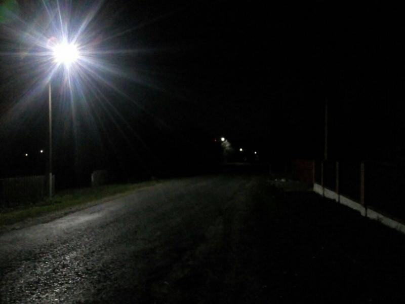 Вечірнє освітлення