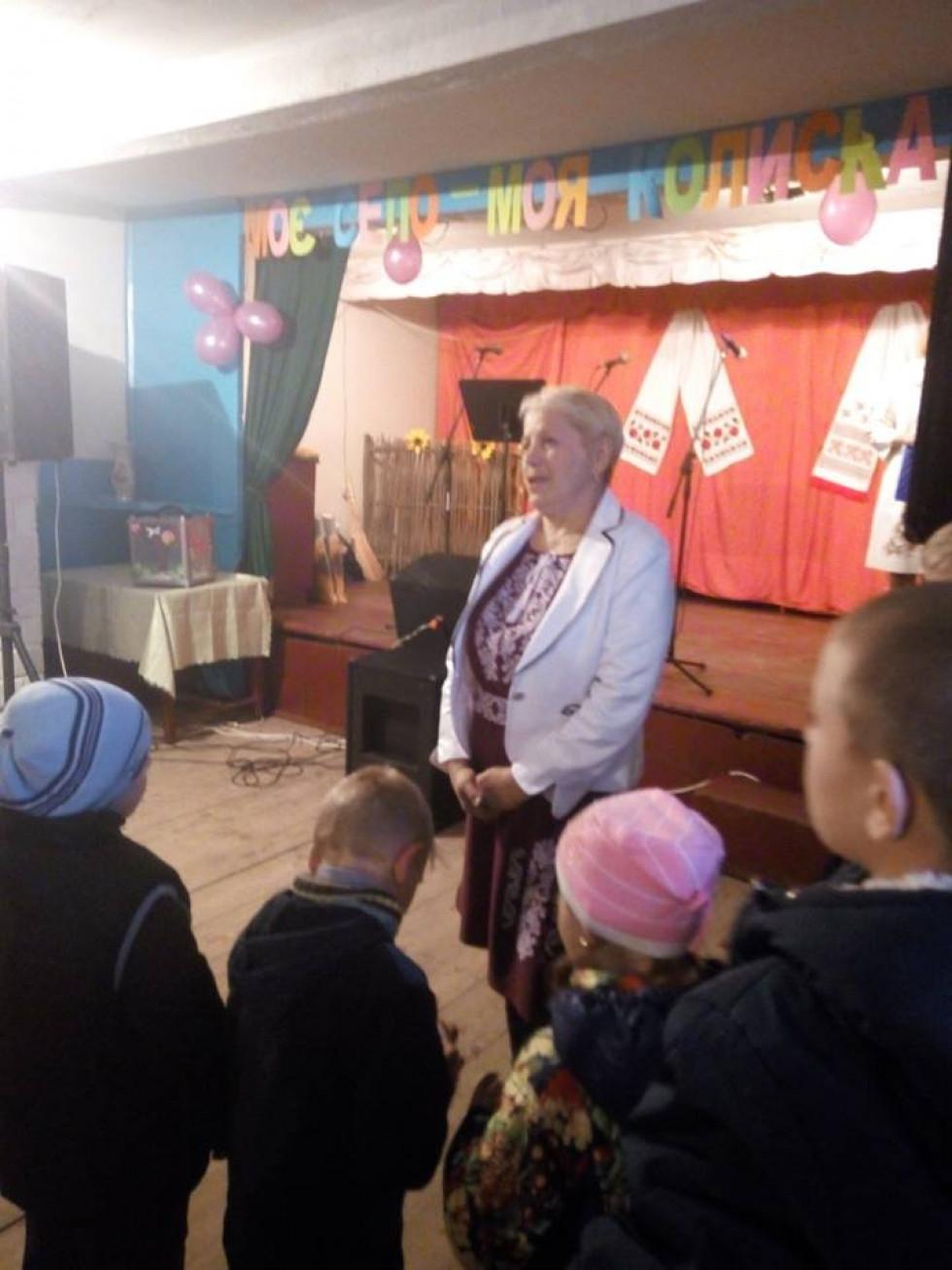 У Крушинці відзначили День села