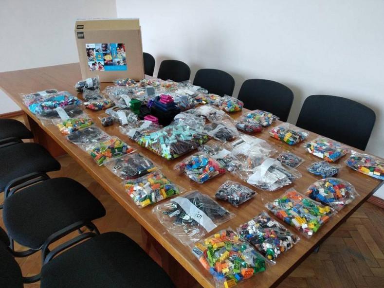 Набори конструктору «LEGO Play Box»