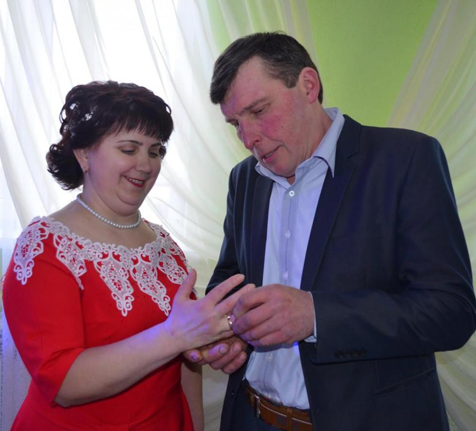 Жителів Любомльщини запрошують вдруге скласти шлюбні обітниці