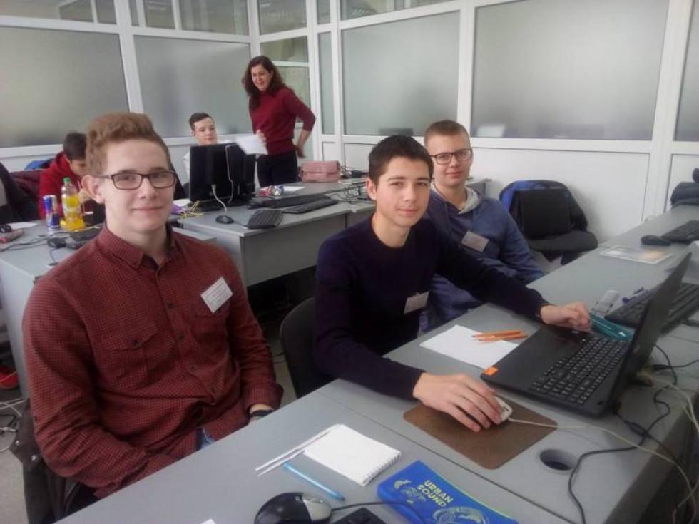 ХVIІ Всеукраїнський турнір юних інформатиків