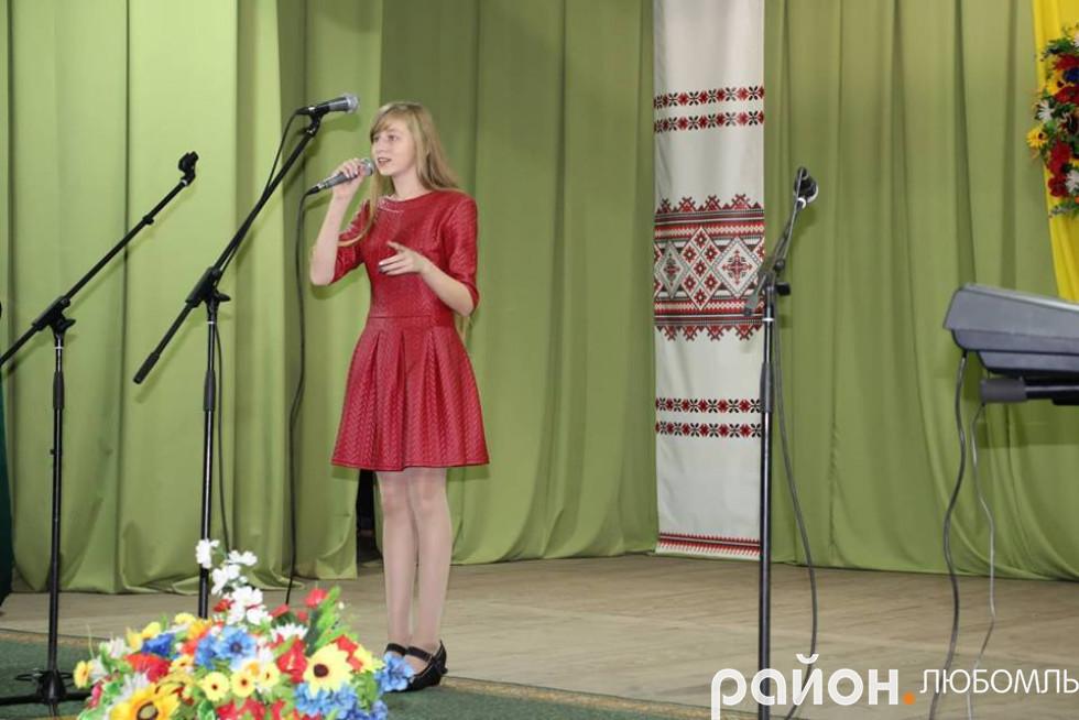 Анастасія Шалапута