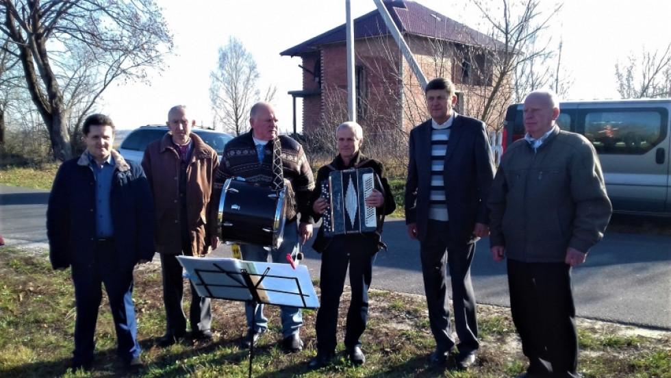 День села у Вишнівці