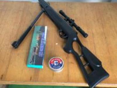 Ягодин: в українця вилучили гвинтівку і набої