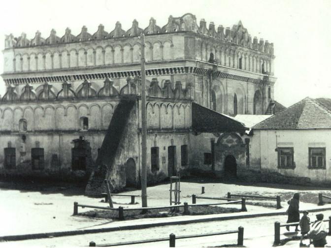 Велика синагога (Любомль)