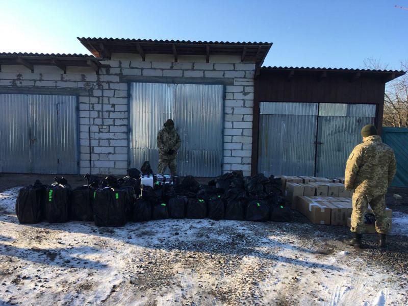 На Любомльщині вилучили контрафактний алкоголь та цигарки