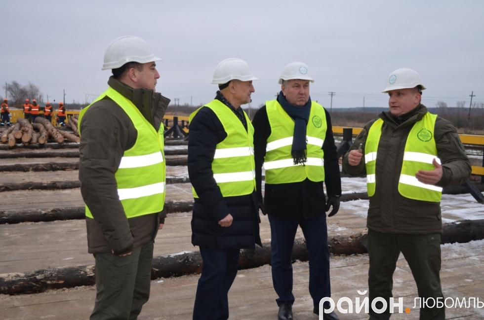 Володимир Туревич розповів про діяльність лісокомплексу