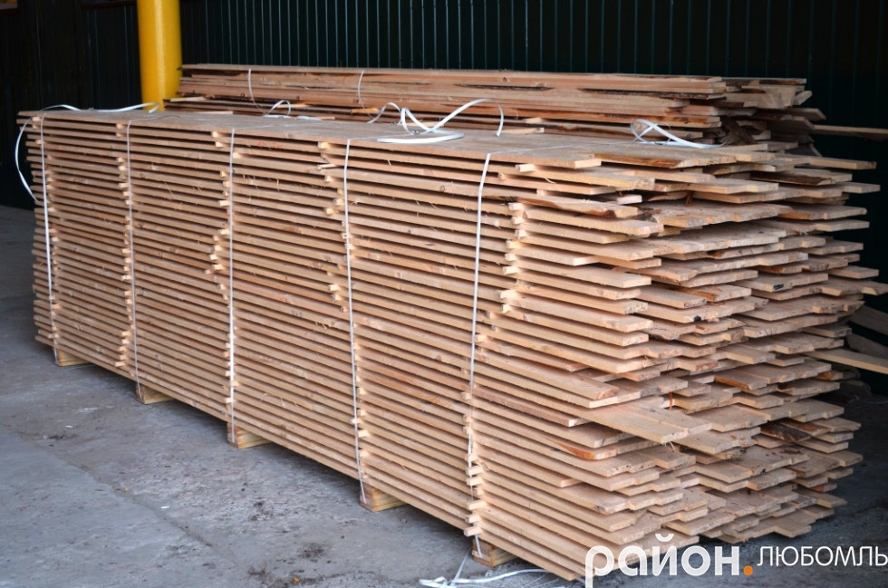 Продукція лісокомплексу