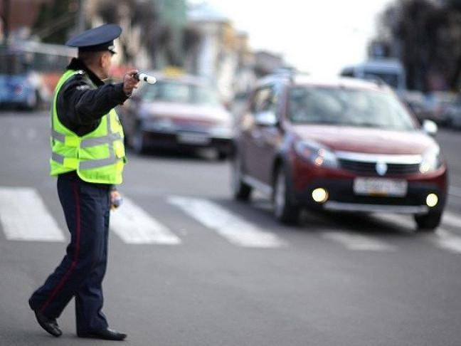 Поліція отримала право зупиняти євробляхи