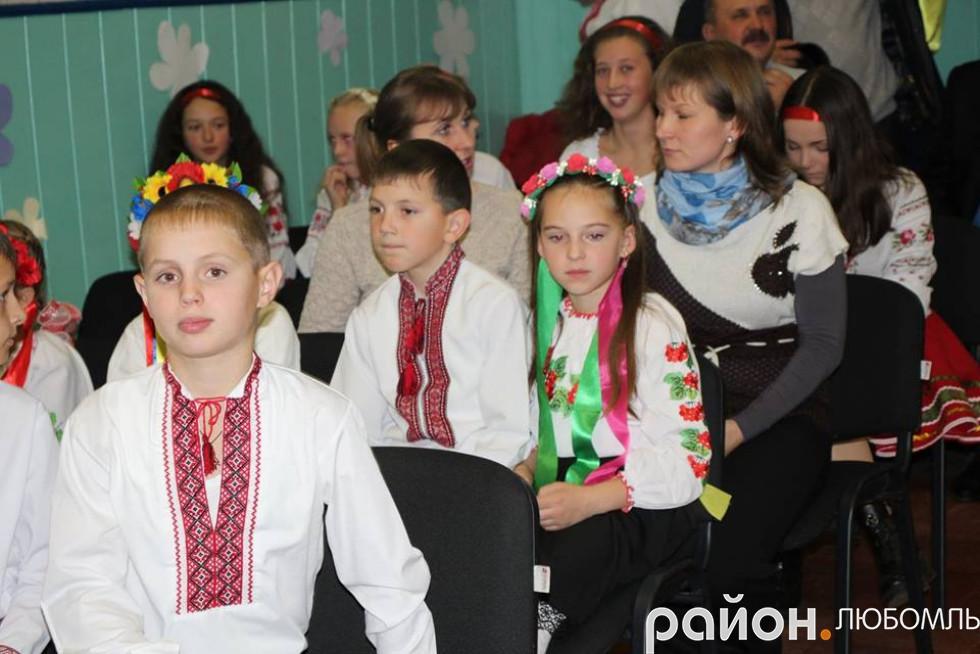 Учасники конкурсу