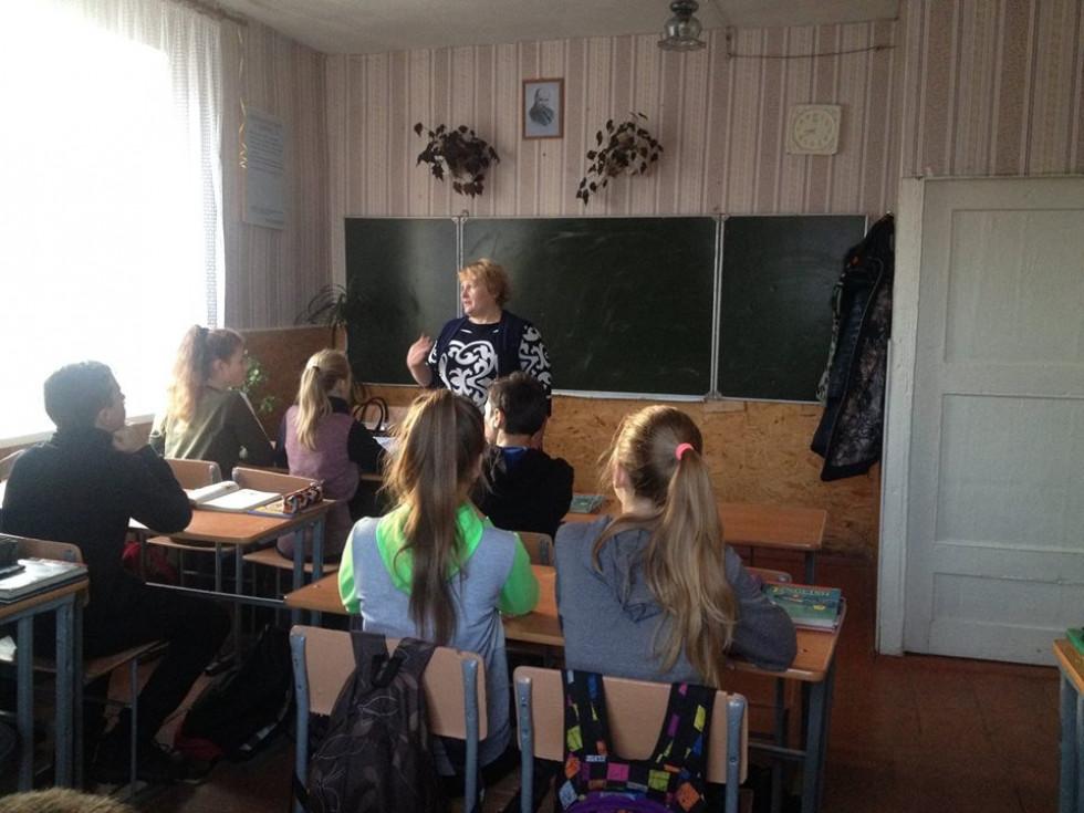 Вихованці Головненського ліцею долучилися до години пам'яті