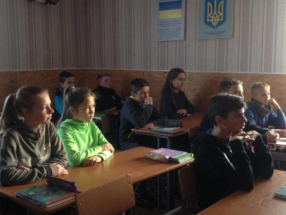 ихованці Головненського ліцею долучилися до години пам'яті