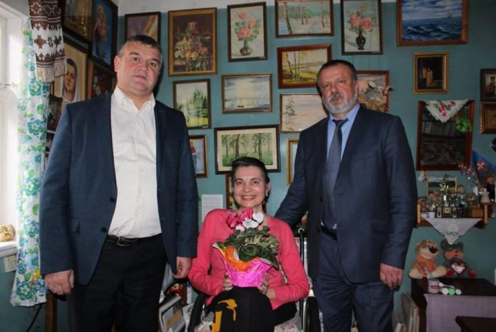 Гості з Валентиною Михальською