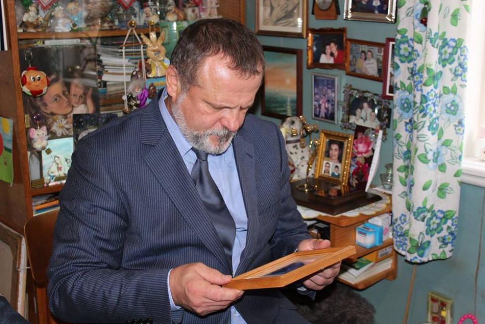Олександр Устименко