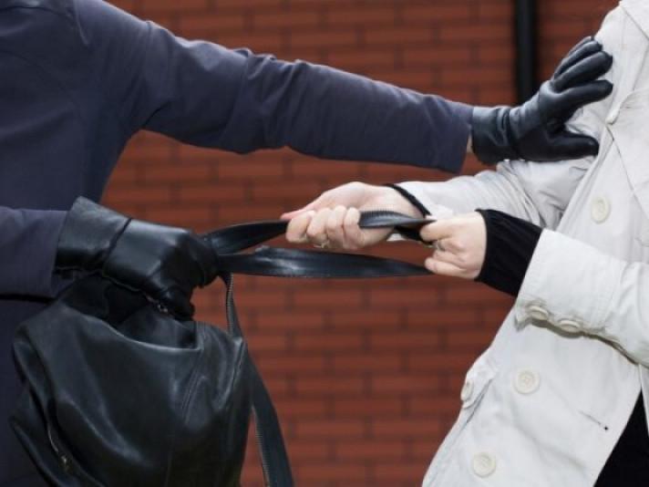 Крадіжка сумочки
