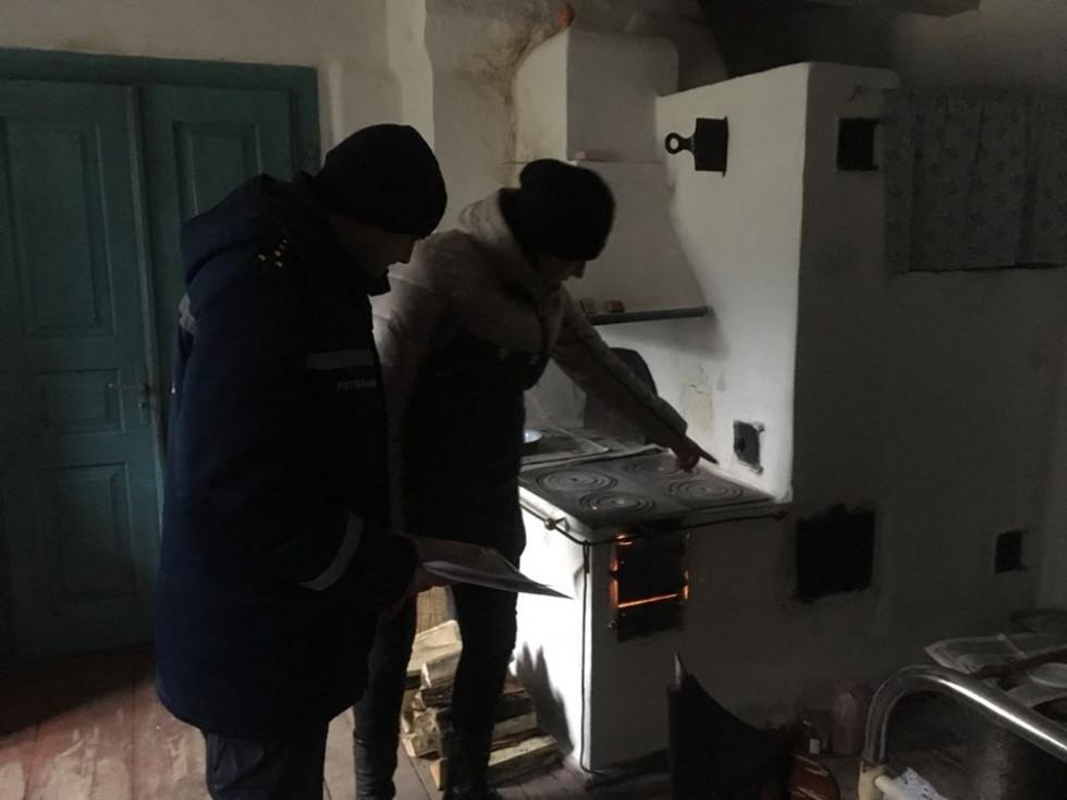 Жителям Полап і Сокола нагадали правила пожежної безпеки