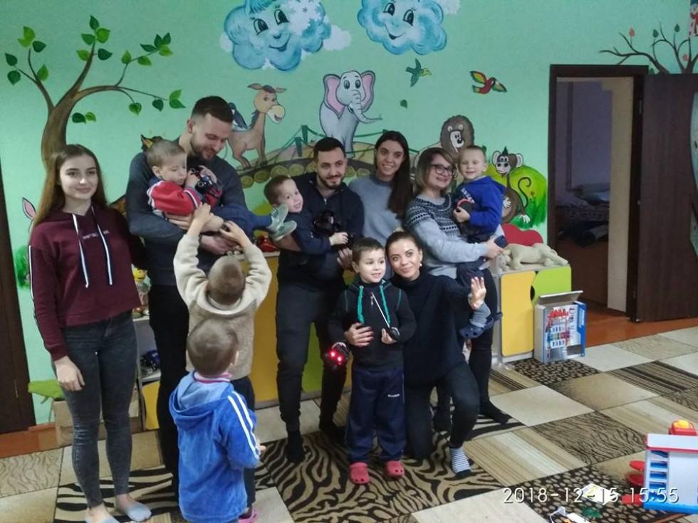 Благодійники втілили мрії вихованців Головненської школи-інтернат