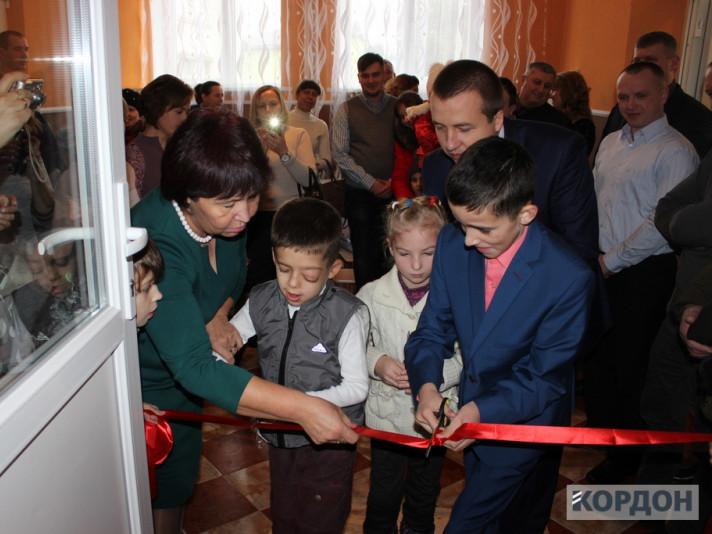 У Любомлькій ОТГ відкрили інклюзивно-ресурсний центр