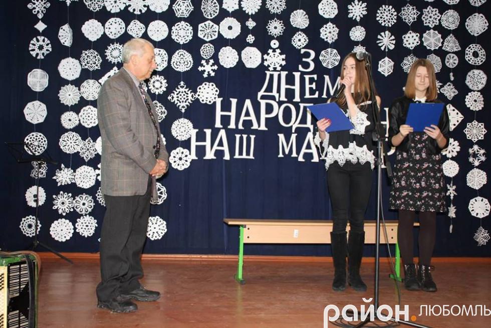 Ювіляр Валерій Сулік