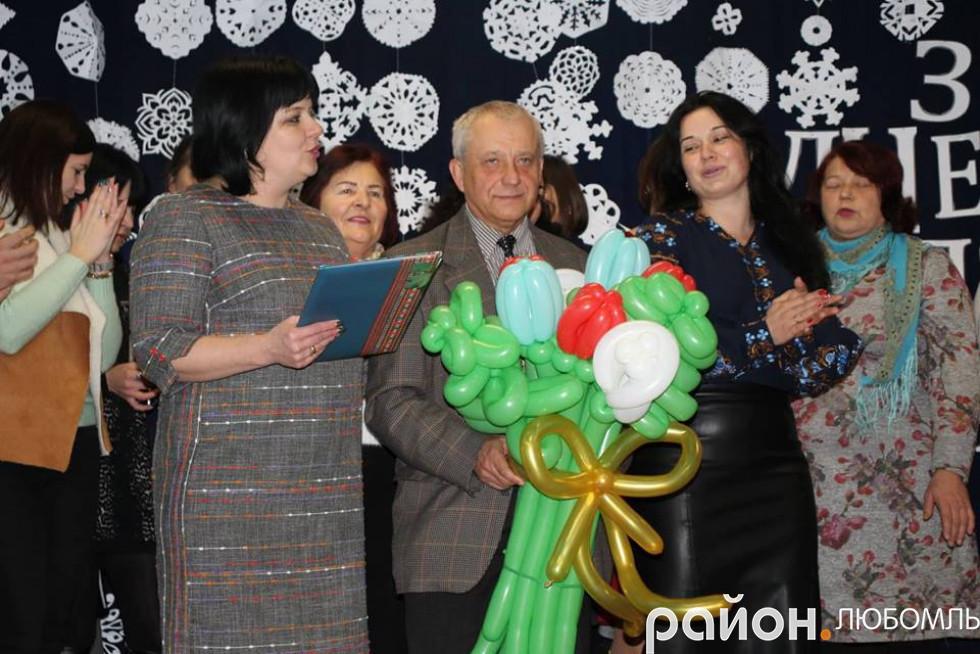 Валерій Сулік з колегами