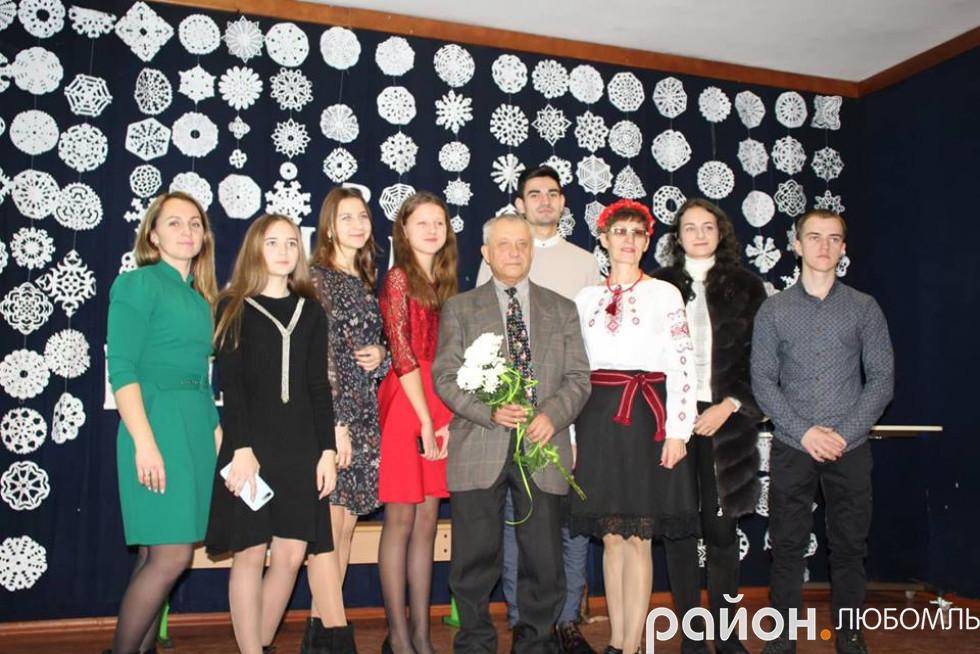 Валерій Сулік з гостями