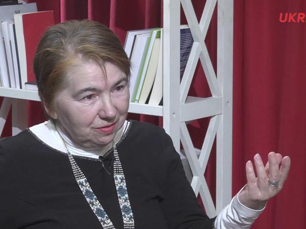 Лариса Брюховецька