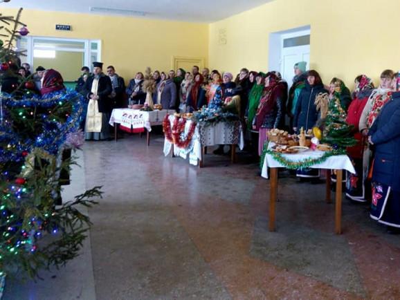 Свято різдвяних колядок
