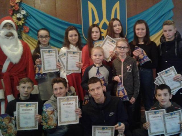 Вихованцям школи №3 вручили подяки за призові місця в олімпіадах