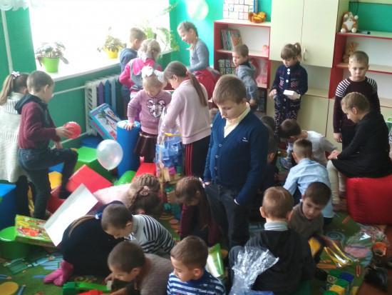 У Гущанській школі облаштували навчальне ігрове містечко