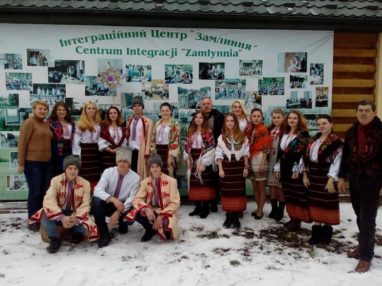 Вихованці Любомльського професійного ліцею