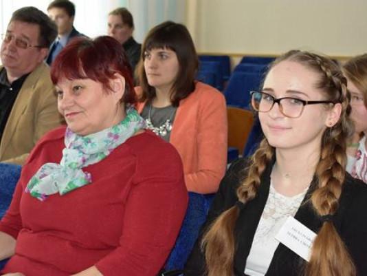 Тетяна Світюк із Ніною Середою.