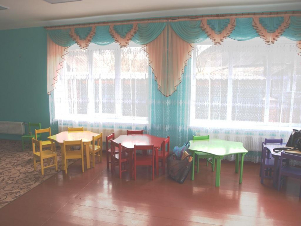 В Олеську відкрили оновлений дитсадок