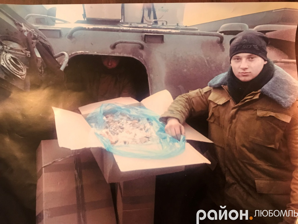 Випічку любомльських пекарів смакують на Сході.