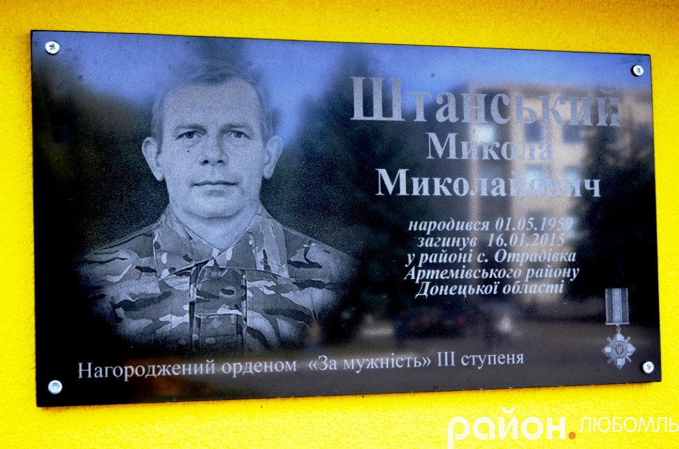 Микола Штанський