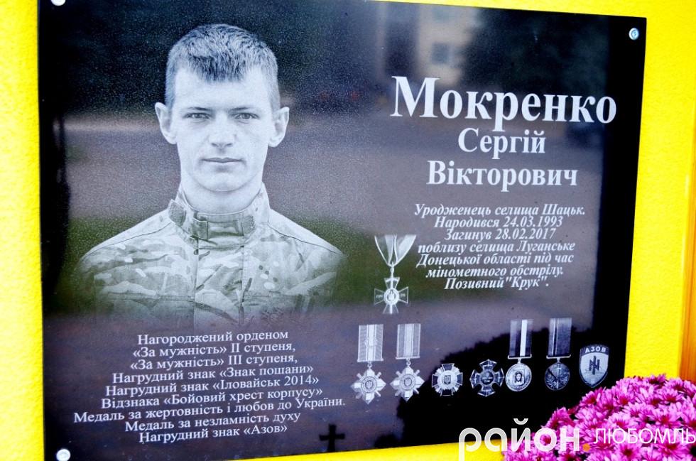 Сергій Мокренко