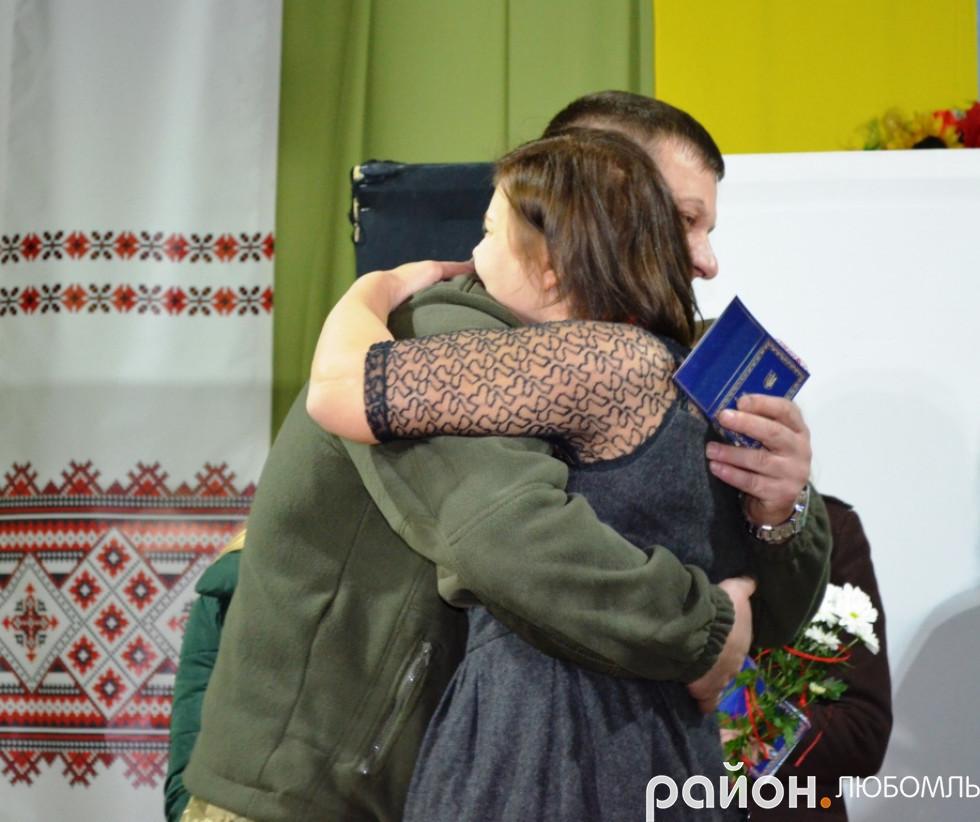 Ользі Савош вручили відзнаку «Українська берегиня»