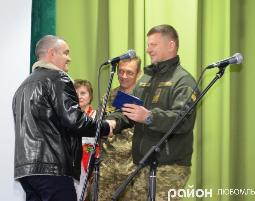 Ярослав Савосюк удостоєний нагороди «За благодійність»