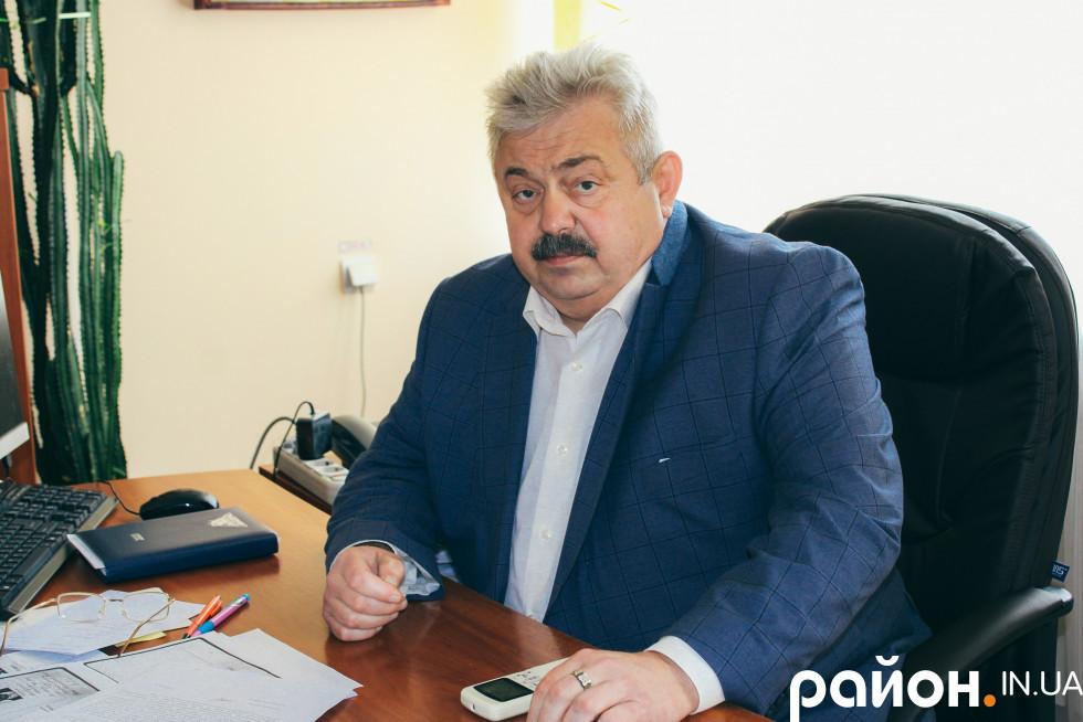 Генеральний директор Володимир Дибель